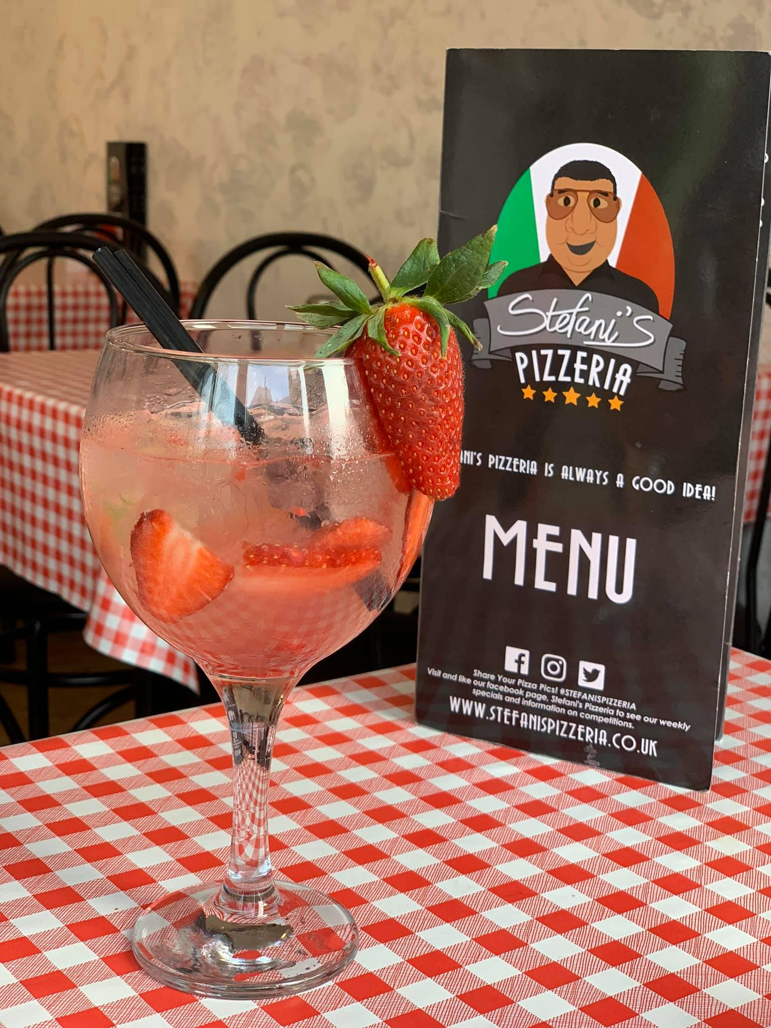 Stefani's Pizzeria Fully Licensed Bar